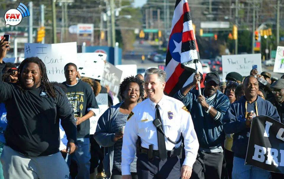 Unity March Ignites Change