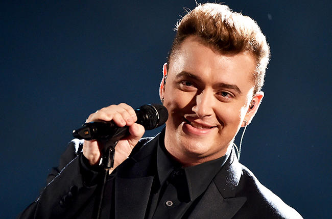 INGLEWOOD, CA - AUGUST 24:  Singer Sam Smith performs onstage during the 2014 MTV Video Music Awards at The Forum on August 24, 2014 in Inglewood, California.  (Photo by Kevin Winter/MTV1415/Getty Images for MTV)